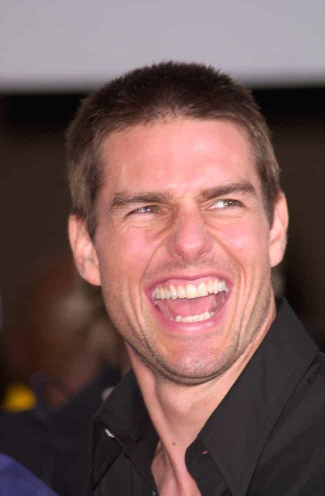 Tom Cruise Doesn't Just Di... is listed (or ranked) 2 on the list The Craziest Tom Cruise Scientology Rumors, Ranked