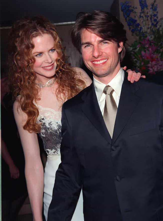 Scientology Broke Up Tom Cruis... is listed (or ranked) 1 on the list The Craziest Tom Cruise Scientology Rumors, Ranked