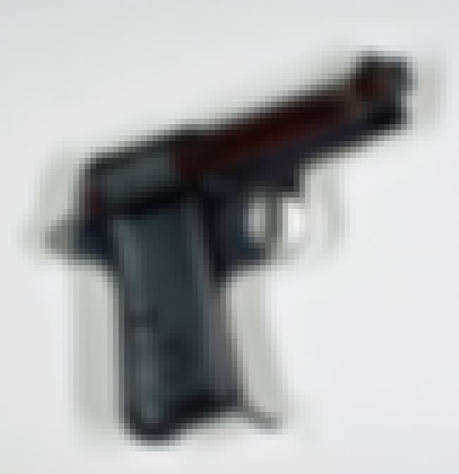Beretta 1934 .38 Caliber Pisto... is listed (or ranked) 8 on the list Famous Assassination Weapons From History