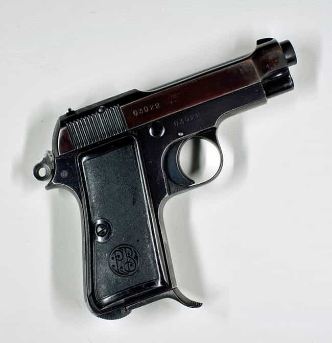 Beretta 1934 .38 Caliber... is listed (or ranked) 8 on the list Famous Assassination Weapons From History