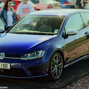 Volkswagen Golf R is listed (or ranked) 24 on the list The Best Inexpensive Cars You'd Love to Own