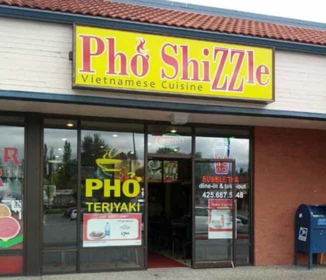 This Restaurant Speaks Hip is listed (or ranked) 4 on the list The Most Un Pho Gettable Pho Restaurant Puns
