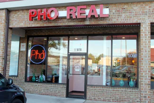 Sorry Ms. Jackson, I Am... is listed (or ranked) 3 on the list The Most Un Pho Gettable Pho Restaurant Puns