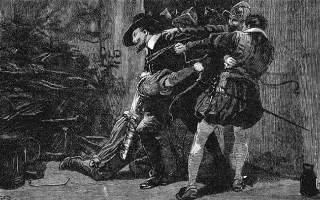 He Avoided Being Hanged ... is listed (or ranked) 3 on the list 19 Things You Didn't Know About Guy Fawkes