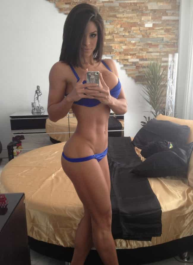 Is This A Dream? is listed (or ranked) 3 on the list The Hottest Fitness Babes of All Time