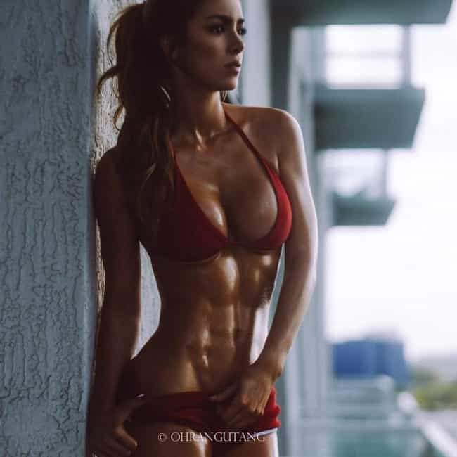 Glisten is listed (or ranked) 4 on the list The Hottest Fitness Babes of All Time