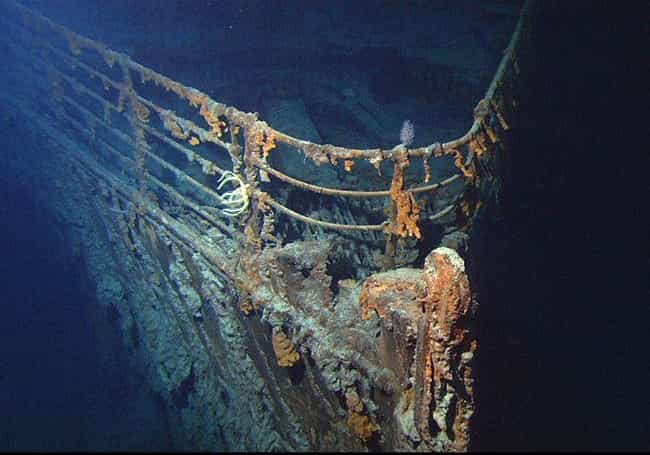 All Of The Third-Class Passeng... is listed (or ranked) 3 on the list 28 Facts You May Not Know About The 'Titanic'