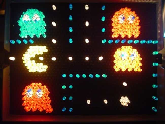 Nostalgia Overload in 3... 2..... is listed (or ranked) 1 on the list The Flashiest Lite-Brite Art on the Internet