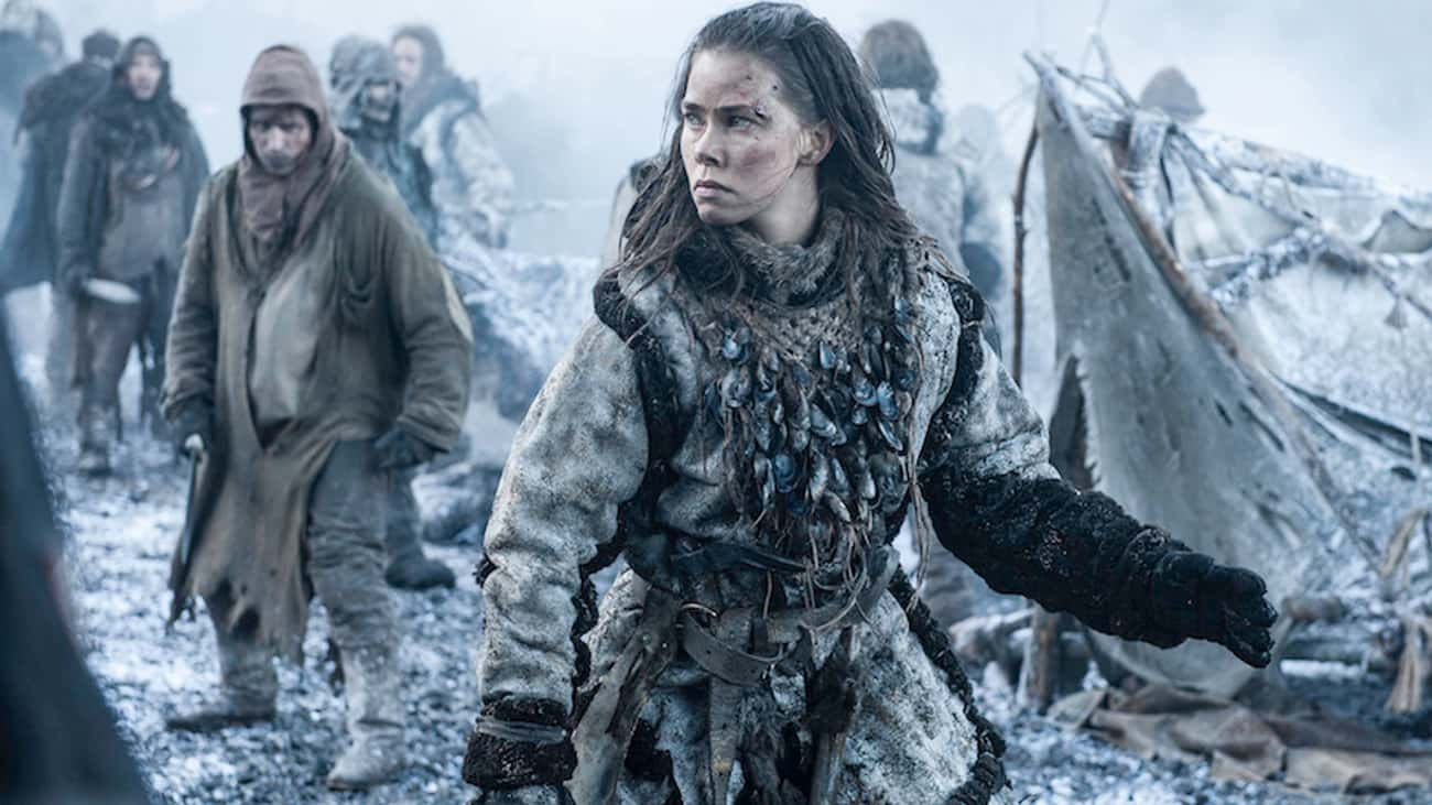 Karsi In 'Game Of Thrones,' Pl is listed (or ranked) 4 on the list Iconic Female Roles That Were Originally Meant To Be Played By Men