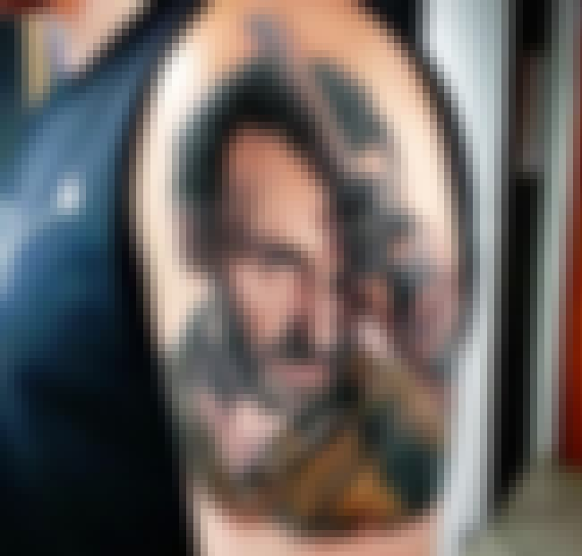 Rick Grimes Looks Ready to Kic... is listed (or ranked) 2 on the list 25 Incredible Tattoos Inspired by The Walking Dead