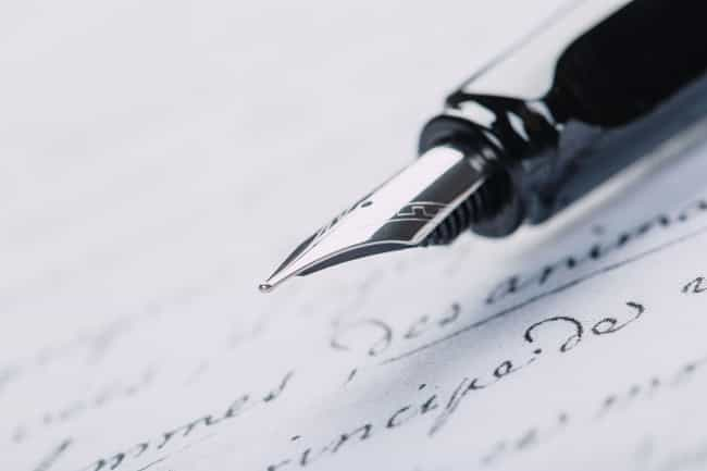 A Handwritten Letter Fro... is listed (or ranked) 2 on the list 23 Facts You May Not Know About The 'Titanic'