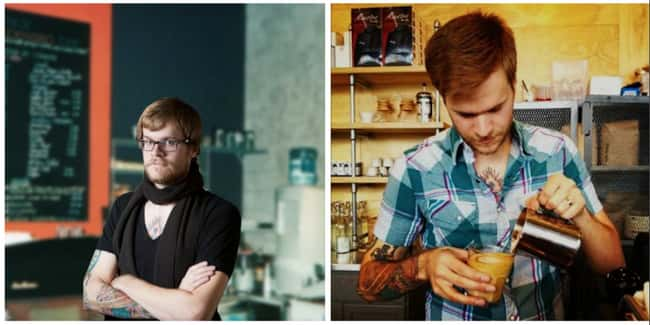 Hipster Barista is listed (or ranked) 7 on the list 25 Stories of the Real People Behind Memes