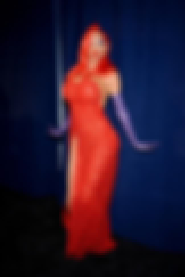 Heidi Klum as Jessica Rabbit is listed (or ranked) 1 on the list The Greatest Celebrity Halloween Costumes of All Time