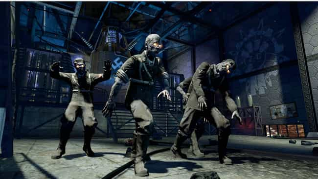 Der Riese is listed (or ranked) 4 on the list The Best Call of Duty Zombies Maps of All Time