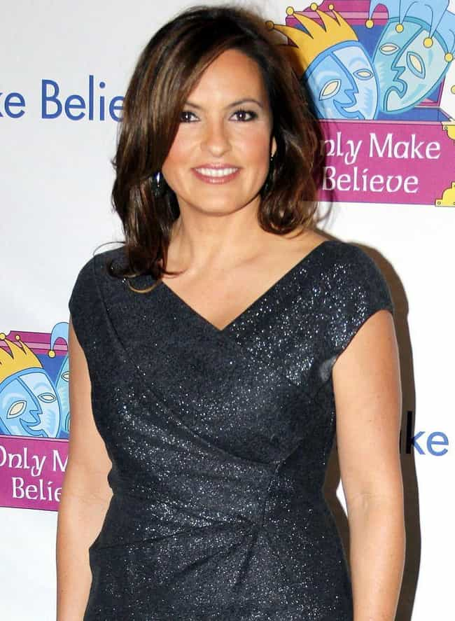 Mariska Hargitay and Ina Garte... is listed (or ranked) 7 on the list Fun Facts You Didn't Know About Taylor Swift