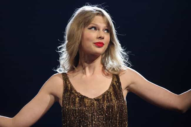 She Expected to Go Into Financ... is listed (or ranked) 8 on the list Fun Facts You Didn't Know About Taylor Swift