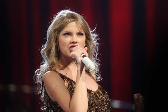 She Grew Up on a Christmas Tre... is listed (or ranked) 1 on the list Fun Facts You Didn't Know About Taylor Swift