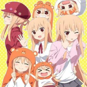 Himouto! Umaru-chan is listed (or ranked) 21 on the list The Funniest Anime Shows Ever Made