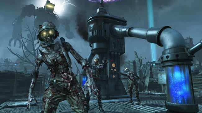 Origins is listed (or ranked) 1 on the list The Best Call of Duty Zombies Maps of All Time