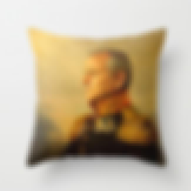 Bill Murray Throw Pillow is listed (or ranked) 4 on the list 25 Things You Won't Regret (Finally) Drunk-Buying on Amazon