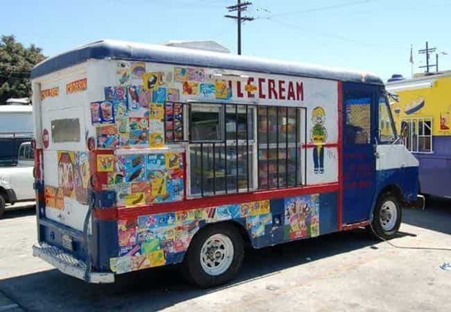There's Nothing Quite Like... is listed (or ranked) 4 on the list The Creepiest Ice Cream Trucks Ever