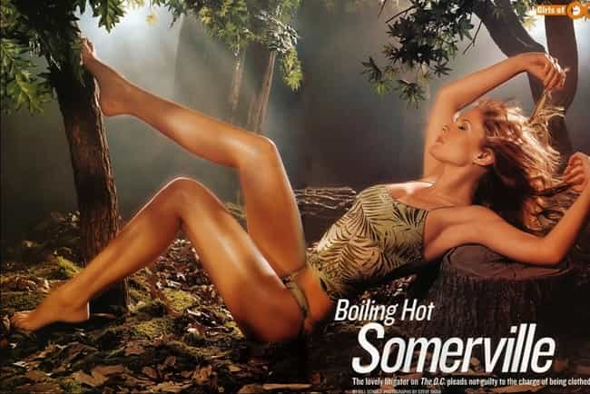 The Hottest Bonnie Somerville Photos
