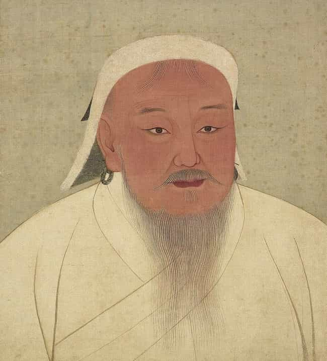 You're Probably Pronounc... is listed (or ranked) 1 on the list Things You Didn't Know About Genghis Khan