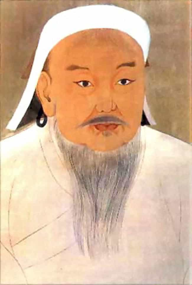Genghis Wasn't His Birth Name is listed (or ranked) 2 on the list 30 Things You Didn't Know About Genghis Khan