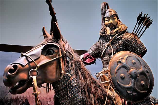 Temujin Was Born Destined for ... is listed (or ranked) 3 on the list 30 Things You Didn't Know About Genghis Khan