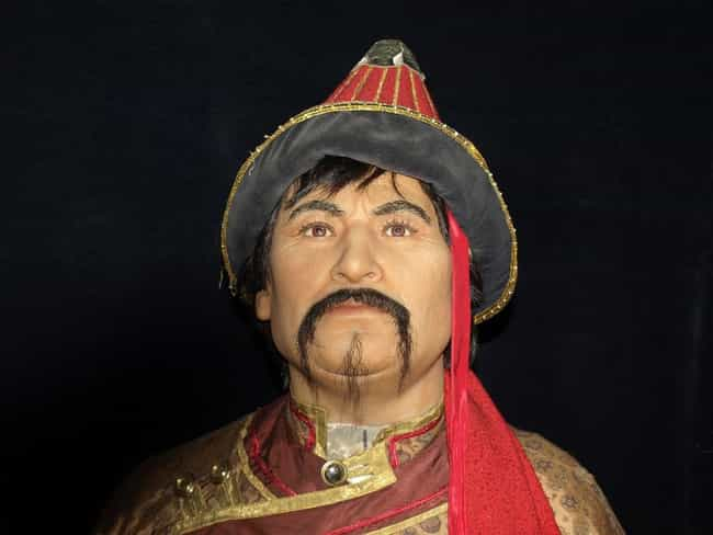 Temujin Had a Rough Childhood ... is listed (or ranked) 4 on the list 30 Things You Didn't Know About Genghis Khan