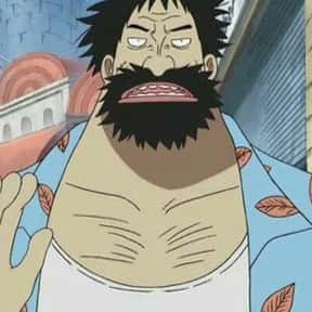Happa Yamao is listed (or ranked) 24 on the list The Ugliest Anime Characters of All Time