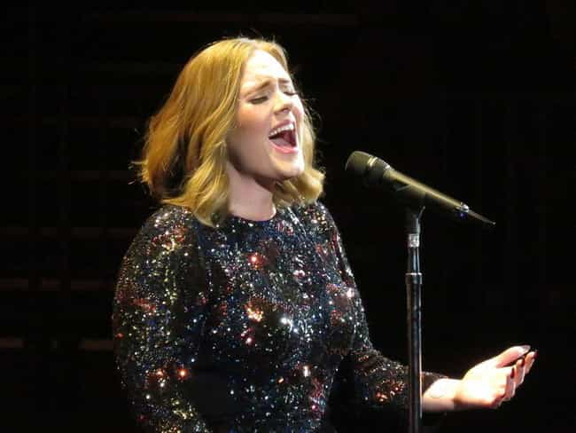 She Has An Alter Ego Nam... is listed (or ranked) 4 on the list Fun Facts You Didn't Know About Adele