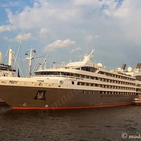 Le Ponant Cruises is listed (or ranked) 6 on the list The Best European Cruise Lines