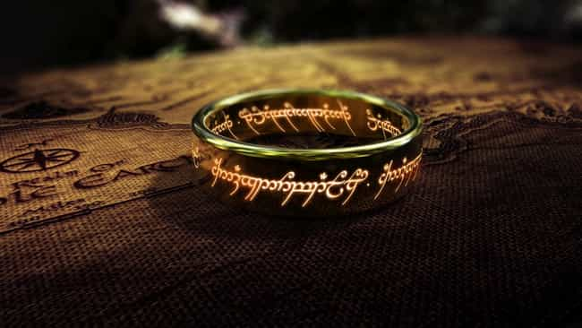 The One Ring is listed (or ranked) 4 on the list 25 Nerd Essentials That Are Cheapest on Amazon