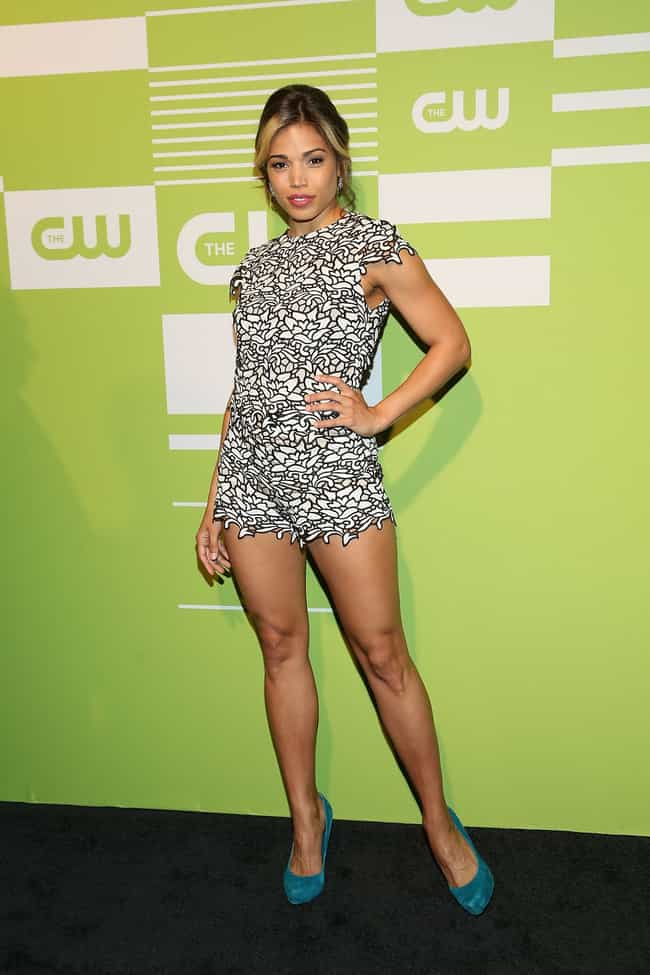 Ciara Renée at The CW Upfront is listed (or ranked) 2 on the list The Most Stunning Ciara Renee Photos