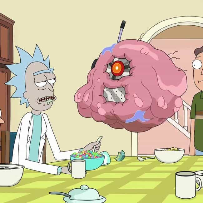 Weddings is listed (or ranked) 3 on the list The Best 'Rick and Morty' Quotes From the Series So Far