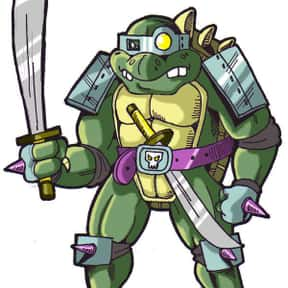 Slash is listed (or ranked) 12 on the list The Best Teenage Mutant Ninja Turtles Characters