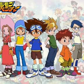 Digimon Cast is listed (or ranked) 16 on the list The Greatest Anime Characters Who Are Only Children