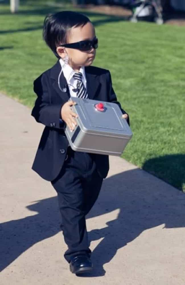 """Dude, After the Fi... is listed (or ranked) 1 on the list The Funniest Ring Bearer Fails of All Time"