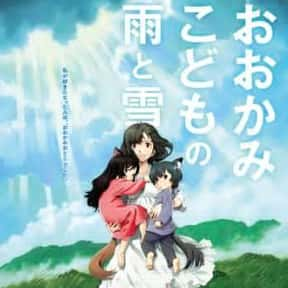 Wolf Children is listed (or ranked) 6 on the list The 25+ Best Anime Set in the Countryside