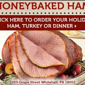 Honeybaked Ham is listed (or ranked) 8 on the list The Most Nostalgia-Inducing Thanksgiving Brands