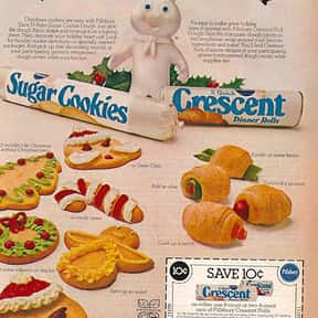Pillsbury is listed (or ranked) 4 on the list The Most Nostalgia-Inducing Thanksgiving Brands