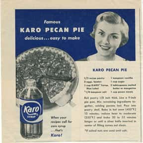 Karo Syrup is listed (or ranked) 20 on the list The Most Nostalgia-Inducing Thanksgiving Brands