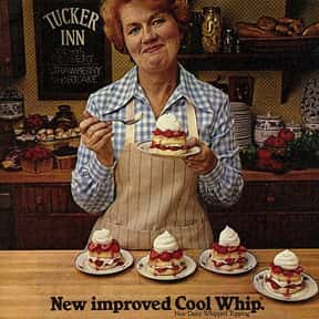 Cool Whip is listed (or ranked) 5 on the list The Most Nostalgia-Inducing Thanksgiving Brands