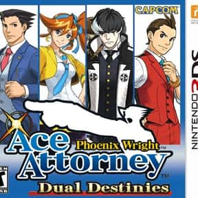 Phoenix Wright: Ace Attorney - is listed (or ranked) 6 on the list The Best Ace Attorney Games