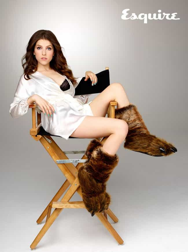 Anna Kendrick Featured On The Is Listed Or Ranked 1