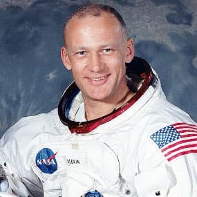 Random Things You Didn't Know About Buzz Aldrin
