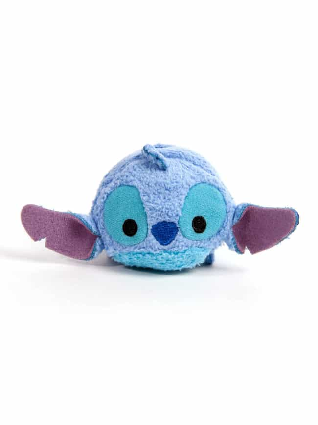 Stitch Stuffed Mini Tsum Tsum is listed (or ranked) 3 on the list 25 Nerd Essentials That Are Cheapest on Amazon