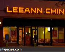 Leann Chin on Random Best Chinese Restaurant Chains
