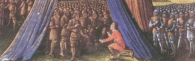 Surrender of Jerusalem, ... is listed (or ranked) 3 on the list The Most Famous Surrenders in History